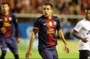 Jordi Alba hails 'important win' against Celta Vigo