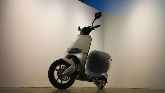 Gogoro's battery-swapping electric scooter launches this summer in Taipei