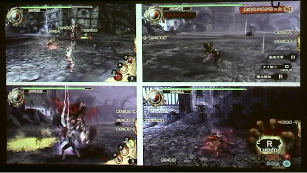 Soul Sacrifice Extended Gameplay …