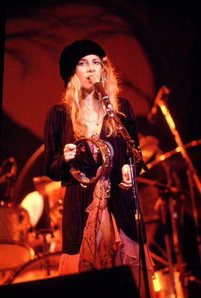Fleetwood Mac performing in 1978