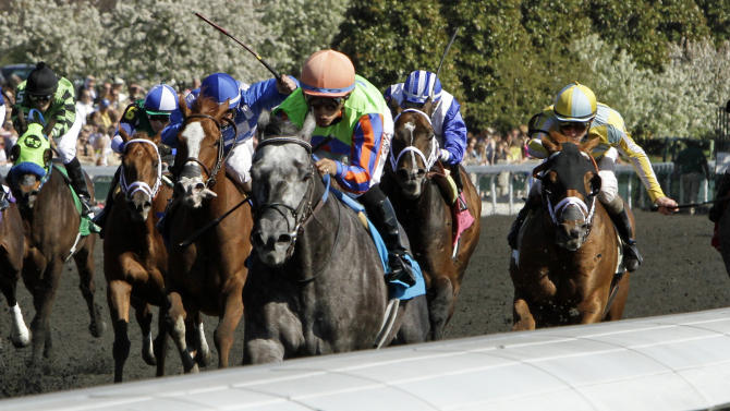 Mr Speaker wins Coolmore Lexington Stakes