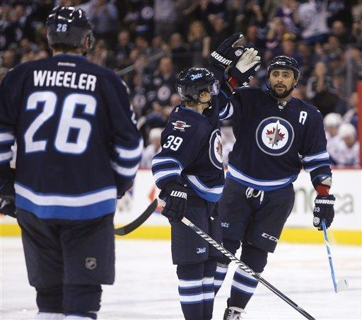 Little leads Jets to 3-2 win over Lightning