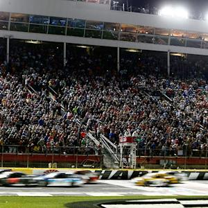 Best in-car audio from the Coca-Cola 600