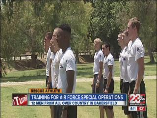 Training for Special Operations in the Air Force