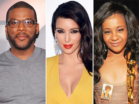 Tyler Perry: Kim Kardashian, Bobbi Kristina Are Good Actresses