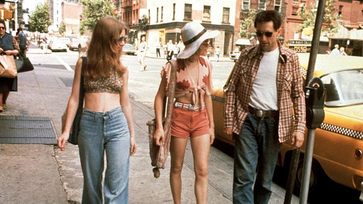Five Favorite 70s movies Taxi Driver