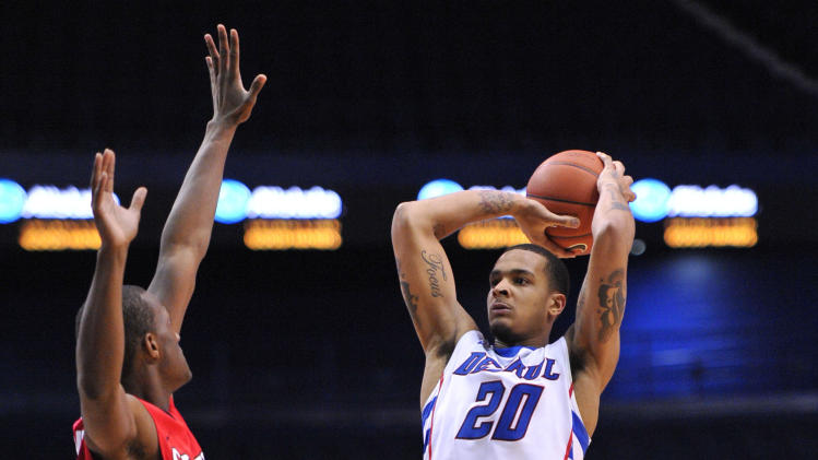 NCAA Basketball: St. John's at DePaul