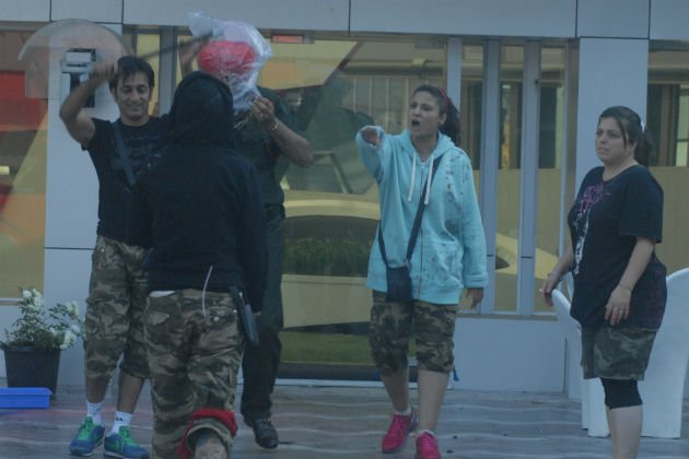 Bigg Boss 6: Sapna-Urvashi&amp;#39;s fight