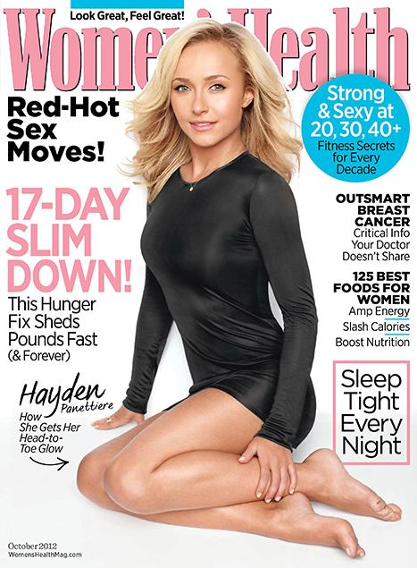 Hayden Panettiere: I Struggled With Body Dysmorphia as a Teen