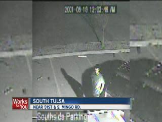 Tulsa police seeking trailer thieves