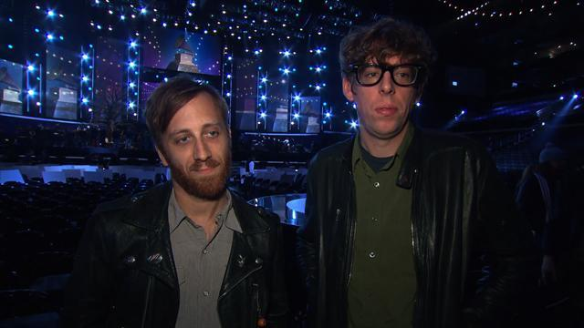 55th GRAMMY Awards - The Black Keys Interview