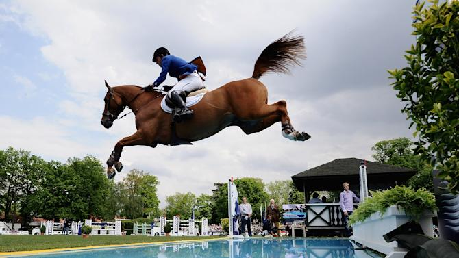 German Jumping & Dressage Grand Prix 2012 - Day 3
