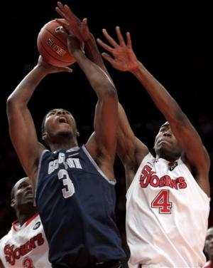 No. 11 Georgetown beats St. John's 69-49