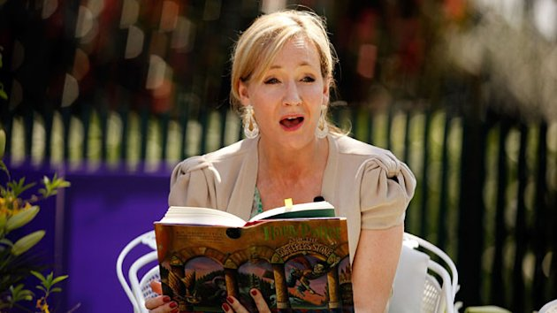 J.K. Rowling's 'Casual Vacancy' Coming to TV