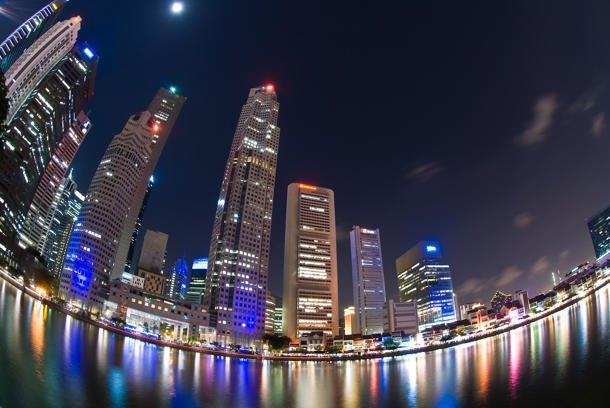 Singapore, China push Asia's office rent up | Property Blog - Yahoo ...