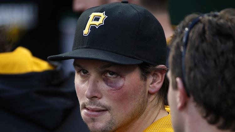 MLB suspends 4 after Brewers-Pirates brawl