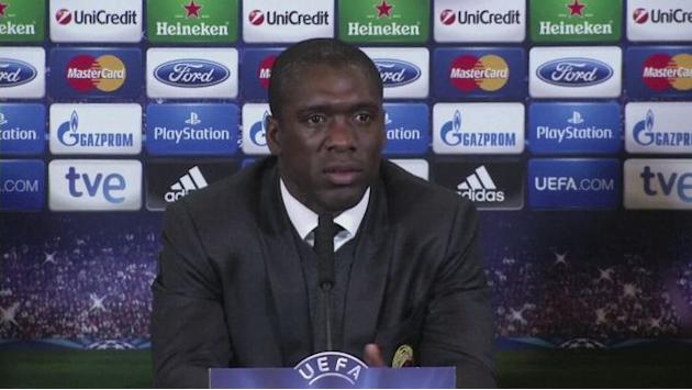 Atlético are worthy winners - Seedorf