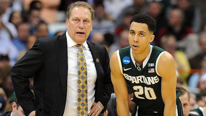 Michigan State's March magic continues