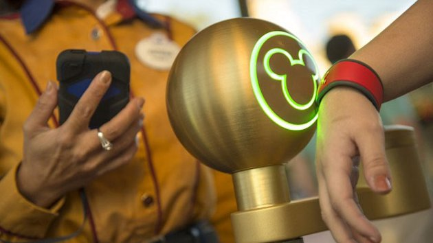 Disney's Rumored MagicBand a Go (ABC News)