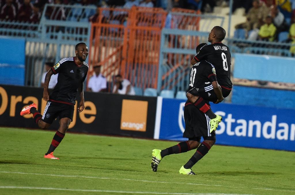 Orlando Pirates into final after dramatic win