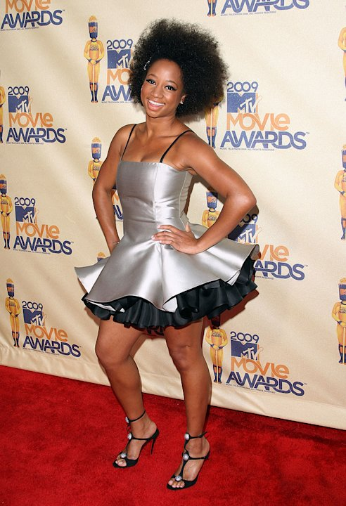 Report Card MTV Movie Awards 2009 Monique Coleman