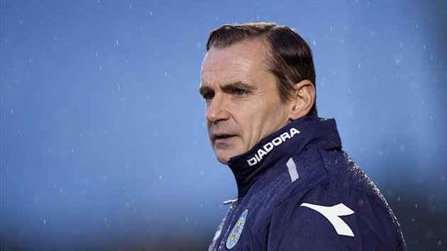 Danny Lennon was happy to see his side get back to winning ways