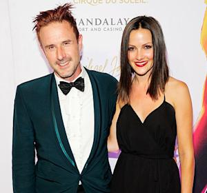 David Arquette's Girlfriend Christina McLarty Is Pregnant