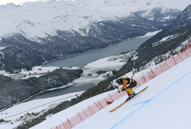 Audi FIS World Cup - Women's Super Combined