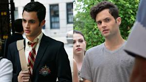 Penn Talks The Beginning & End of 'Gossip Girl'