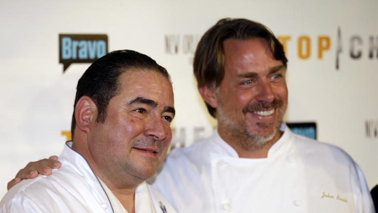 Emeril: 'Top Chef' New Orleans promises alligator