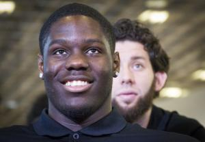 Cleveland Cavaliers: Anthony Bennett Stars in Hilarious Fake Game Show
