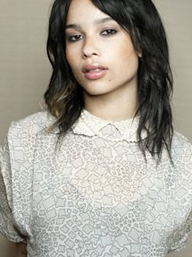 Photo of Zoe Kravitz
