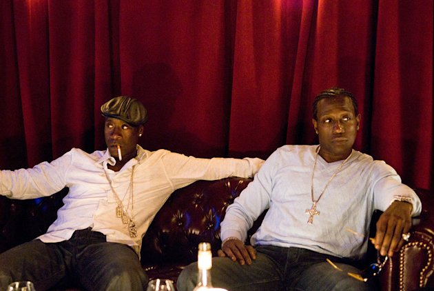 Brooklyn's Finest 2010 Production Photos Overture Films Don Cheadle Wesley Snipes