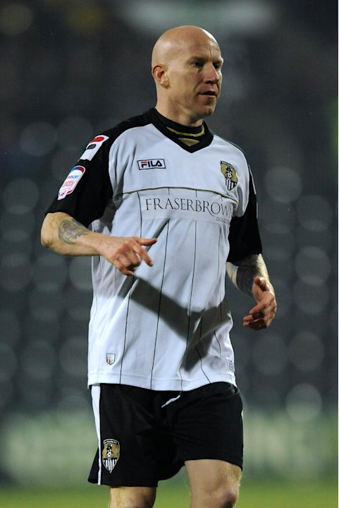 Lee Hughes' loan move to Port Vale should be ratified by the Football League on Friday