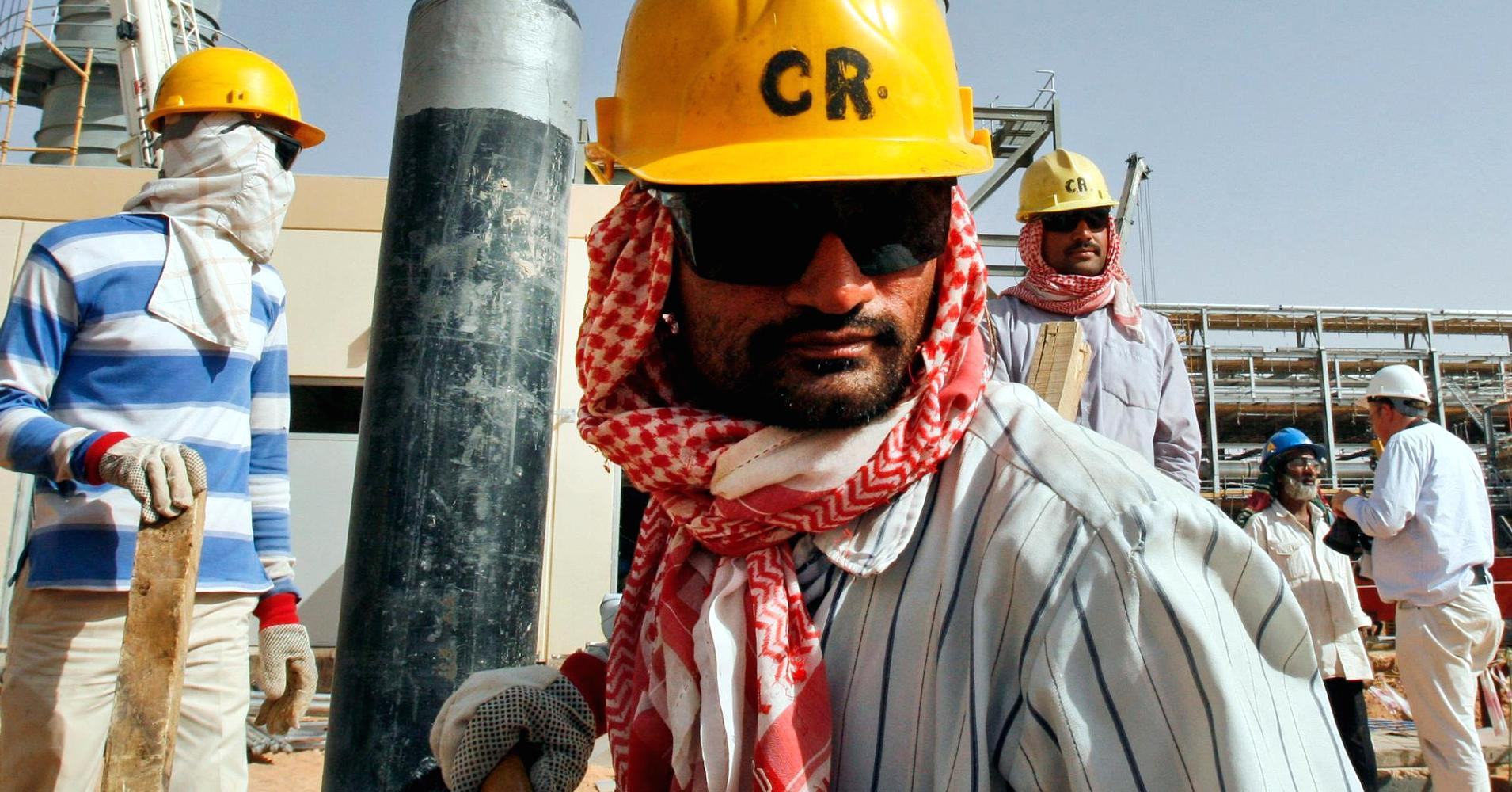 The next fracking boom could be in Saudi Arabia