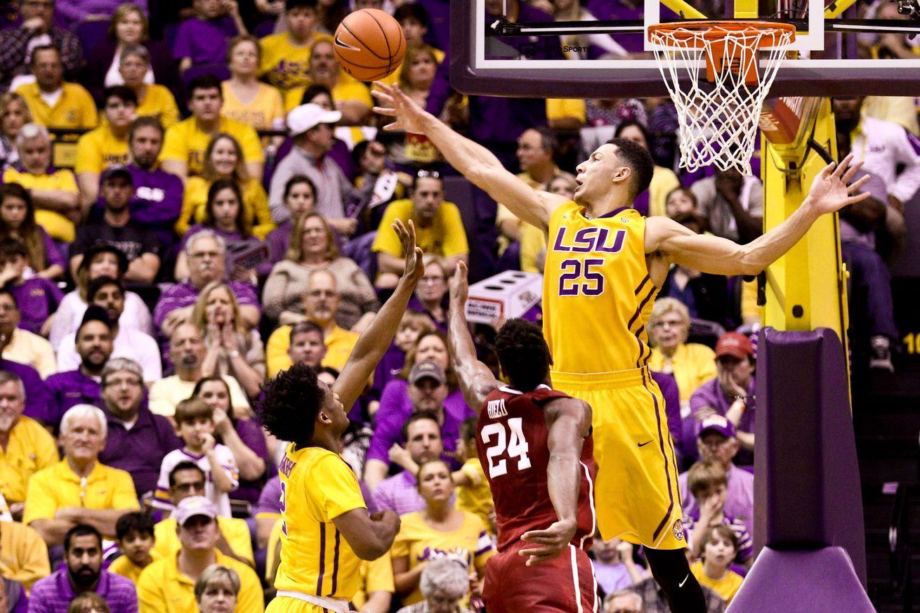 Bracketology: Ben Simmons and LSU are still on the wrong side of the bubble