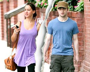 Daniel Radcliffe and Girlfriend Rosie Coker Split!