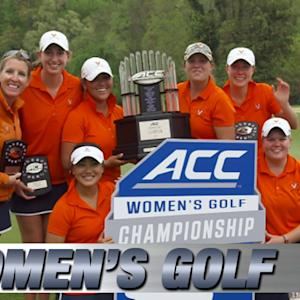 Virginia Wins 2015 ACC Women's Golf Championship