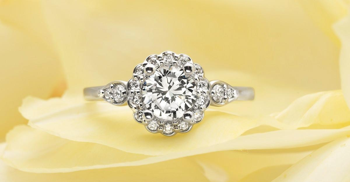 Dazzling Engagement Rings