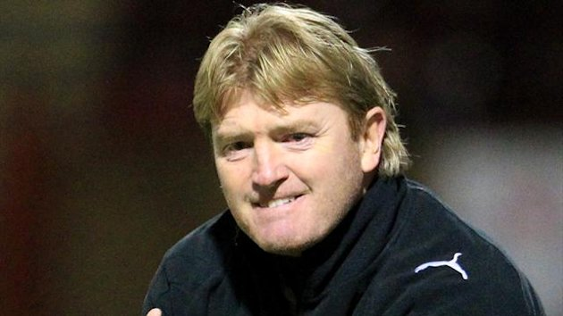 Stuart McCall is delighted with his Motherwell side (PA Sport)