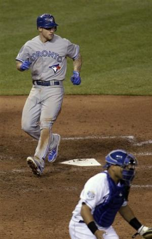 Blue Jays hand Royals 11th straight loss, 4-1