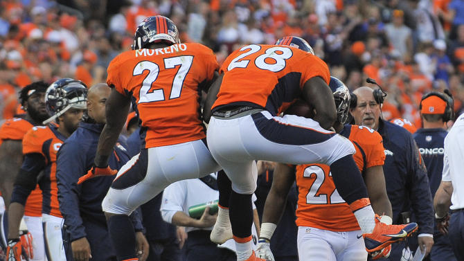 Rookie RB Montee Ball fixes fumbling issues
