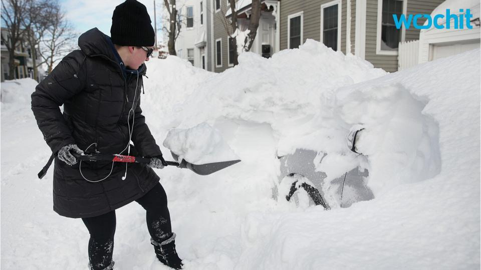 John Kerry fined $50 for failing to shovel snow outside home