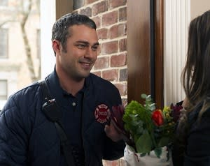 Chicago Fire Bosses on a 'Big Change' for Casey at Christmas, Going Beyond Gaga for Severide