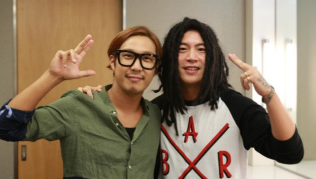 HaHa and Reggae Skull are coming to Singapore for a fan meet (Photo courtesy of LEAP IMS)