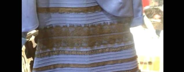 What color is the dress?