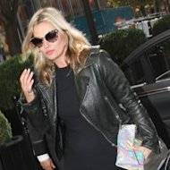 Kate Moss Hits the Paris FROW!