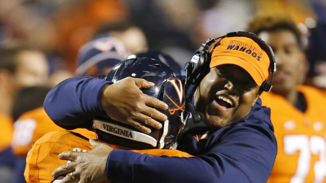 Virginia AD: Coach London will be back in 2015