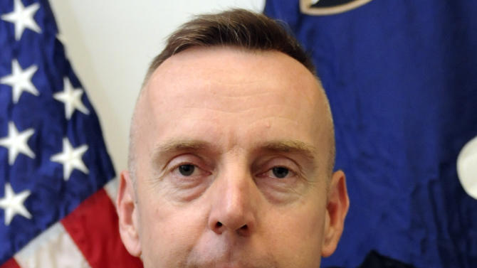 This undated photo provided by the U.S. Army shows Brig. Gen. Jeffrey A. Sinclair. Sinclair, who served five combat tours in Iraq and Afghanistan, has been charged with forcible sodomy, multiple counts of adultery and having inappropriate relationships with several female subordinates, two U.S. defense officials said Wednesday, Sept. 26, 2012. (AP Photo/U.S. Army)
