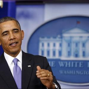 Obama To Give Senate Leaders Update On Iran Talks